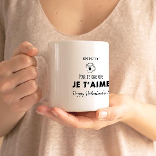 Mug Personnalisé Photo Un amour de Mug gratuit