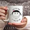 Mug personnalisé photo Dessin d'enfant gratuit