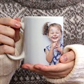 Mug Personnalisé Photo Le meilleur du monde gratuit