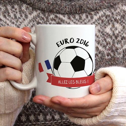 Mug Personnalisé Photo Euro  gratuit