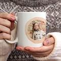 Mug Personnalisé Photo Noel gourmand gratuit