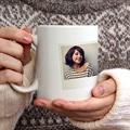 Mug Personnalisé Photo Oh oui ! Témoin des mariés gratuit