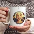 Mug Personnalisé Photo Bonnet du Père Noel gratuit
