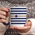 Mug Personnalisé de Couleur Joy Love Peace gratuit