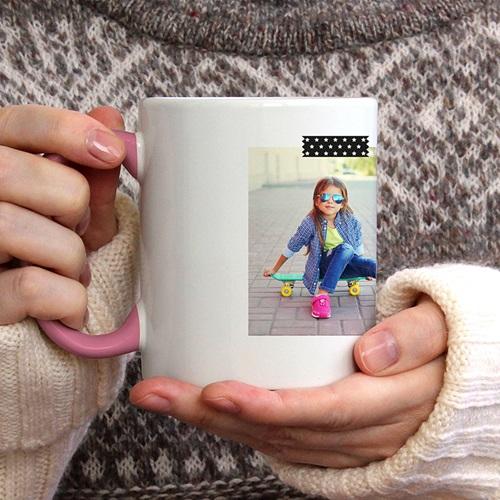Mug Personnalisé de Couleur Super Dad gratuit