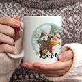 Mug Personnalisé Noël Xmas Cup gratuit