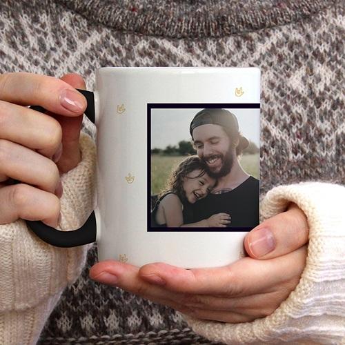 Mug Personnalisé Fête des Pères Idée cadeau The Rocking Dad gratuit
