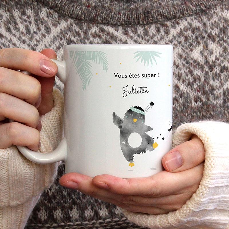 Mug Youpi ! gratuit
