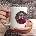 Mug personnalisé Noël Pull de Noel gratuit