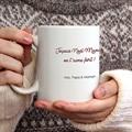 Mug Personnalisé Noël Magie de Noël gratuit