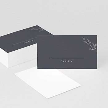 Marque table mariage - Inspiration Kinfolk - 0
