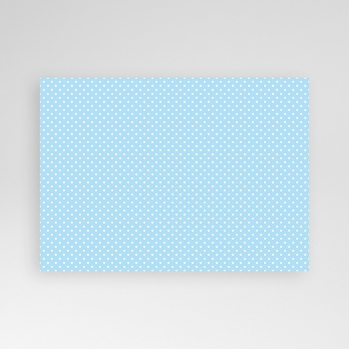 Carte personnalisée 1 photo Bordure blanche pas cher