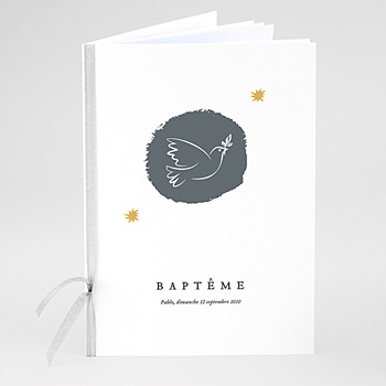 Livret de messe baptême - Artsy-Craftsy - 0