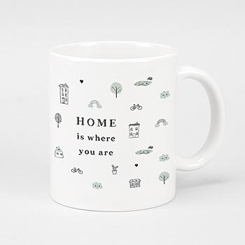 Mug fête des mères - Sweet Home - 0