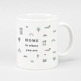 Mug fête des mères Sweet Home