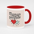 Mug Personnalisé Fête des Mères Cadeau Maman Parfaite