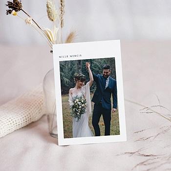 Remerciement mariage photo - Inspiration Kinfolk - 0
