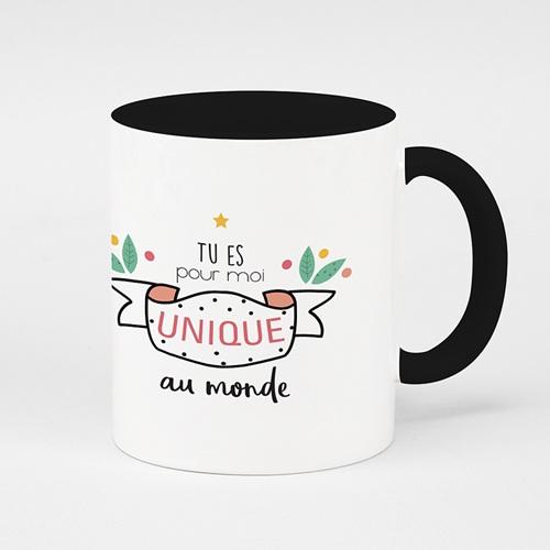 Mug Personnalisé Fête des Mères Unique au Monde