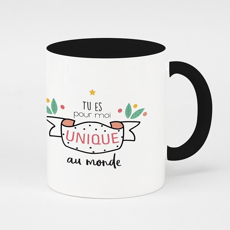 Mug fête des mères Unique au Monde