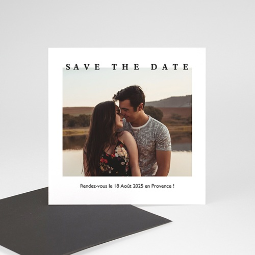 Save The Date Mariage Magnet Venezia