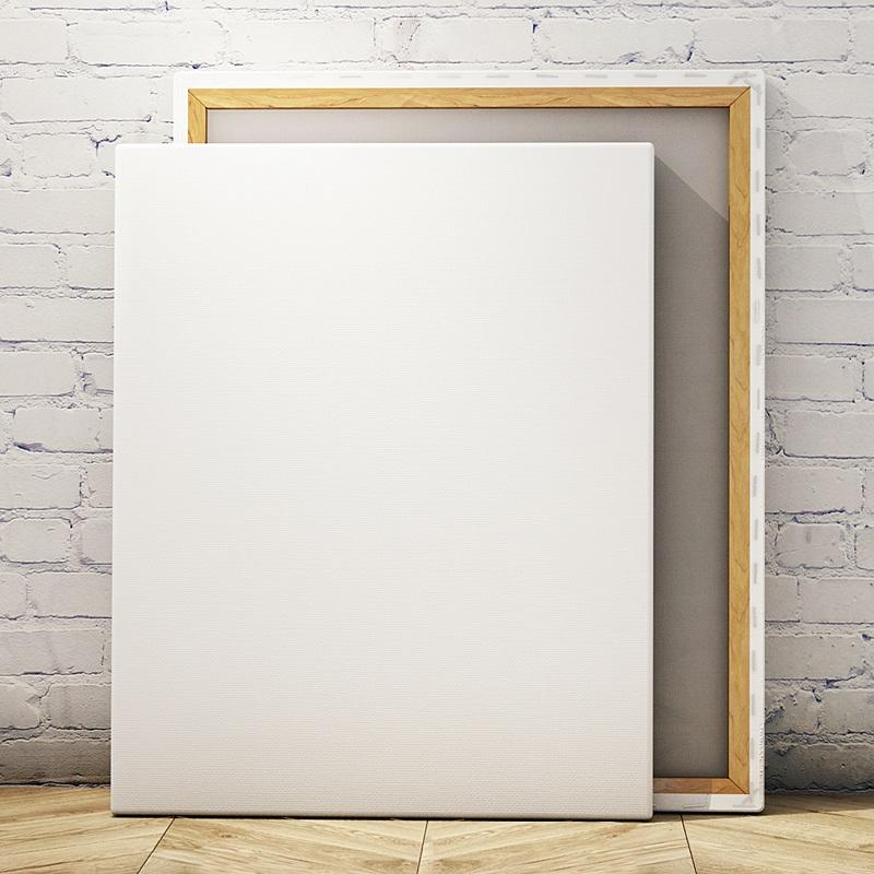 Toile photo Portrait : 60 x 73 cm