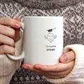 Mug Personnalisé Photo Instit Chouette gratuit