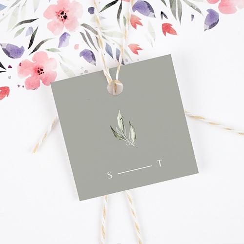 Etiquette Cadeau Mariage Alpilles gratuit
