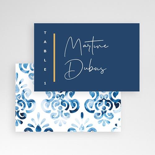 Marque Place Mariage Azulejos Bleus pas cher