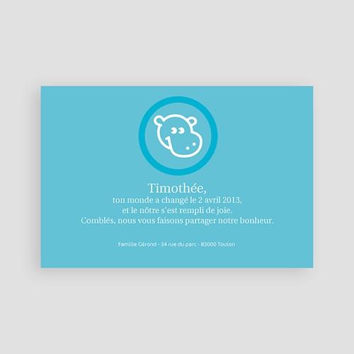 Archive - Hippopotame bleu 7890 preview
