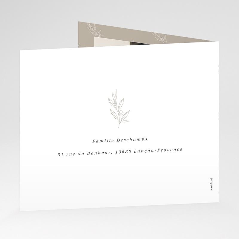 Faire-Part Naissance Garçon Néophyte gratuit