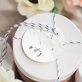 Etiquette Cadeau Mariage Marbre Forever gratuit
