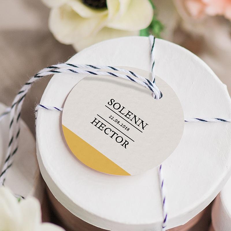 Etiquette Cadeau Mariage Nouvelle Aventure gratuit