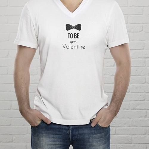 Tee-shirt homme Noeud Pap gratuit