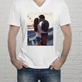 Tee-shirt homme I love you gratuit