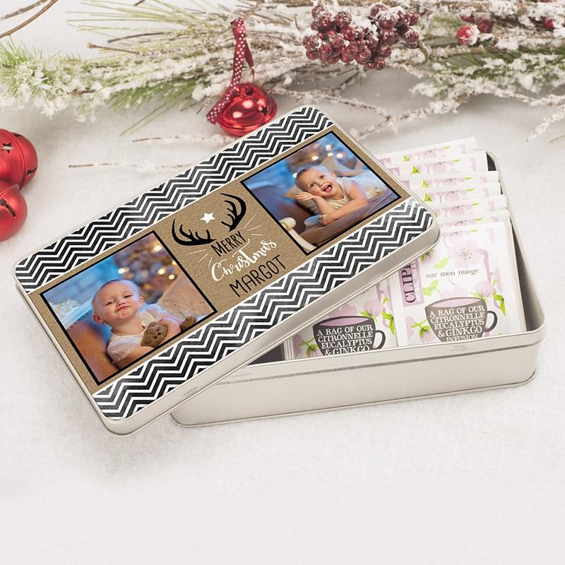 Boîte Personnalisée Photo Cadeau original pas cher
