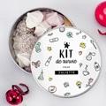 Boîte Personnalisée Photo Kit pour maman pas cher