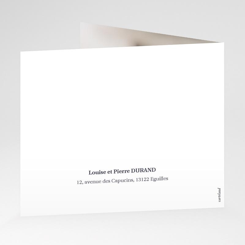 Carte Remerciement Naissance Garçon Liberty Addict gratuit