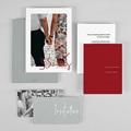Carte Invitation Anniversaire Mariage Noces Rubis gratuit