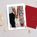 Carte Invitation Anniversaire Mariage Noces Rubis