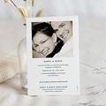 Carte Invitation Anniversaire Mariage 50 ans d'amour pas cher