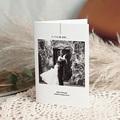 Carte Invitation Anniversaire Mariage Renouvellement Voeux