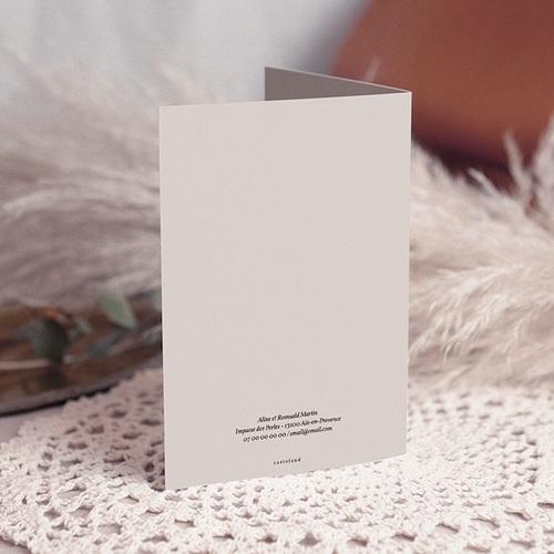 Carte Invitation Anniversaire Mariage Renouvellement Voeux gratuit