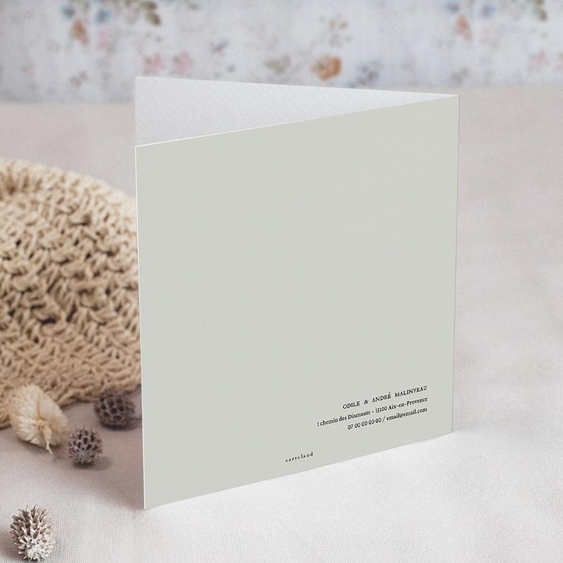 Carte Invitation Anniversaire Mariage Noces diamant - 60 ans gratuit
