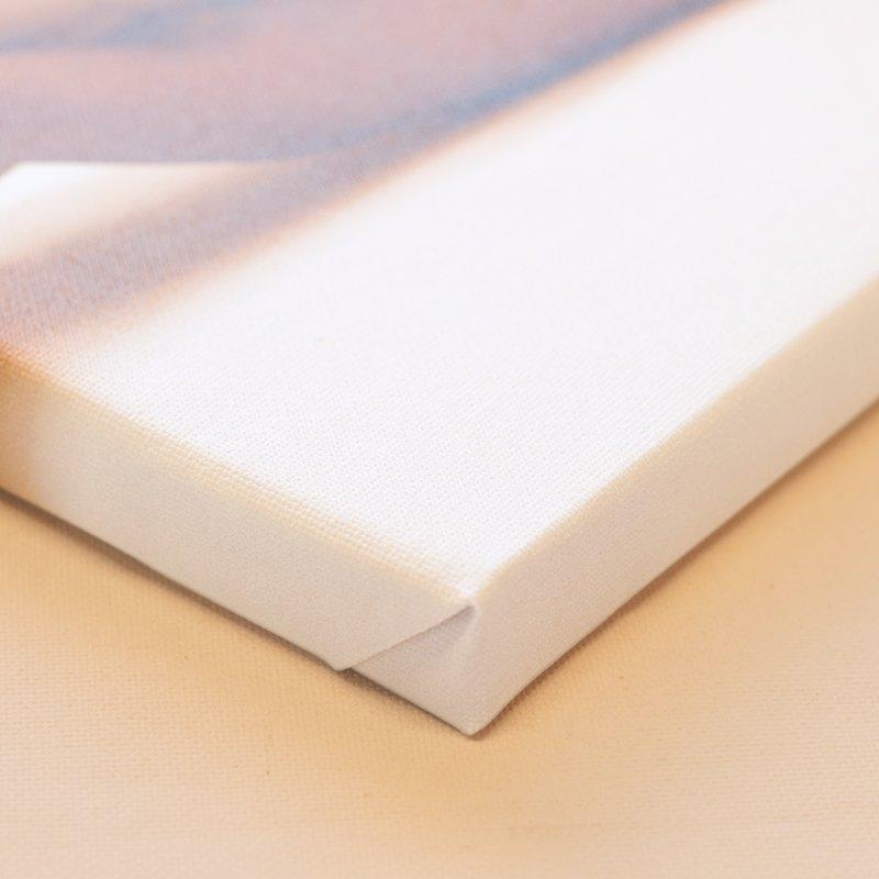 Toile Photo Portrait:  33 x 41 cm pas cher