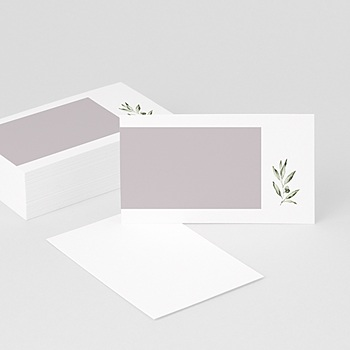 Marque place mariage Be Bold personnalisable