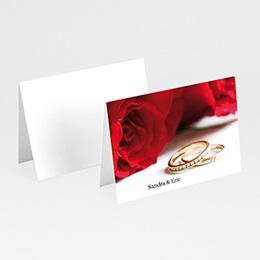Roses rouges et alliances - 3