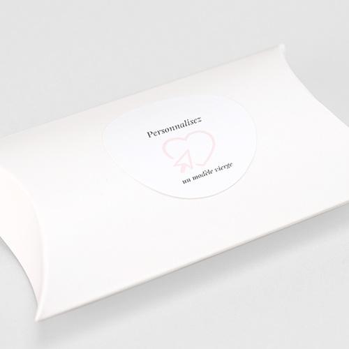 Etiquette Autocollante Naissance Sticker Naissance Rond 100% Création gratuit