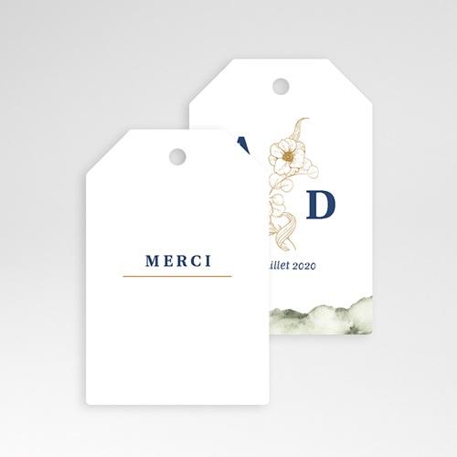 Etiquette Cadeau Mariage Côté Jardin pas cher
