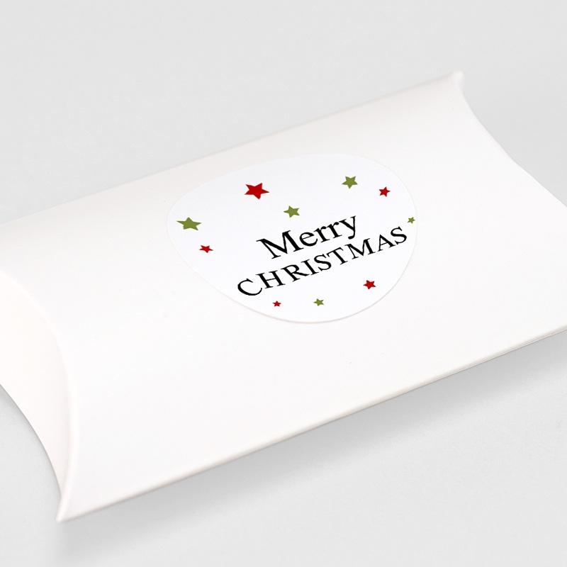 Etiquette Noël BARBE DU PÈRE NOEL gratuit