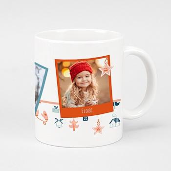 Mug personnalisé Noël